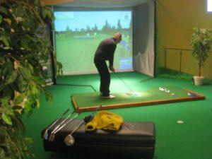 sports coach golf simulaattori mäntsälän kuntokeidas